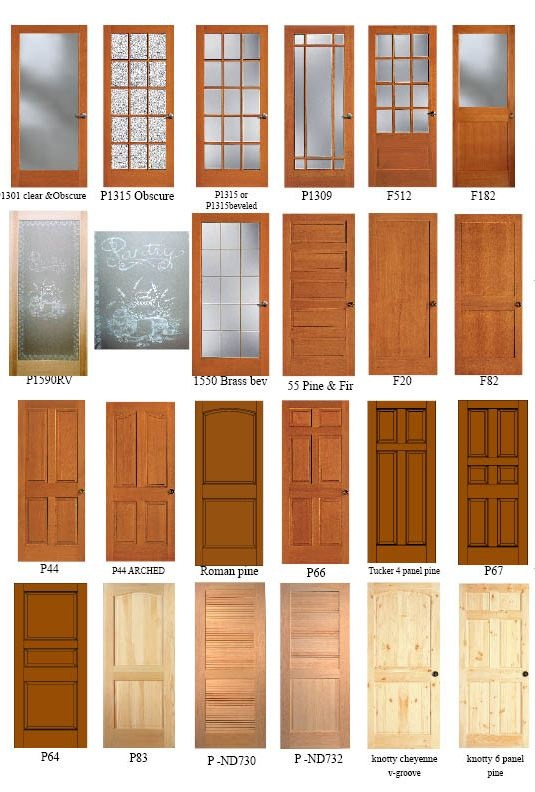 Special Order Doors Click To Enlarge